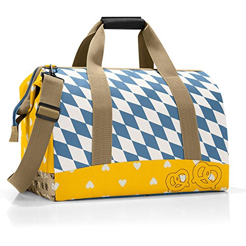 Spots liters Reisenthel cm 30 Sac de Bleu Navy Bavaria Voyage Multicolore Allrounder 48 n0r4Tq0zw