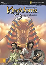 Scions of Josiah: A Biblical Epic: Scions of Josiah v. 2 (Z Graphic Novels)