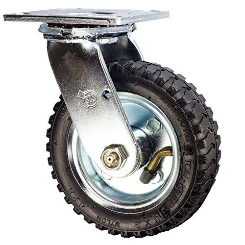 pneumatic caster wheels - 9