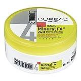 L'Oreal Paris Studio Line Mineralfx 24h Messy Look Paste, 60-Milliliter