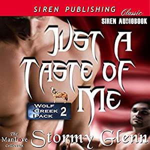 Just a Taste of Me Audiobook