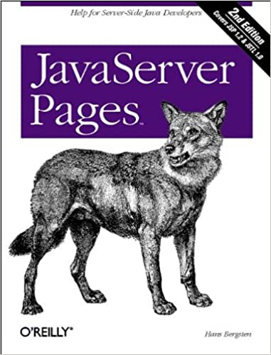 JavaServer Pages, Second Edition: Hans Bergsten: 9780596003173 ...