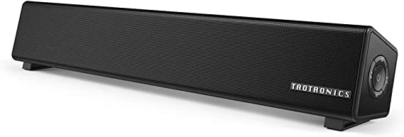 TaoTronics Bluetooth 5.0 Computer Speaker