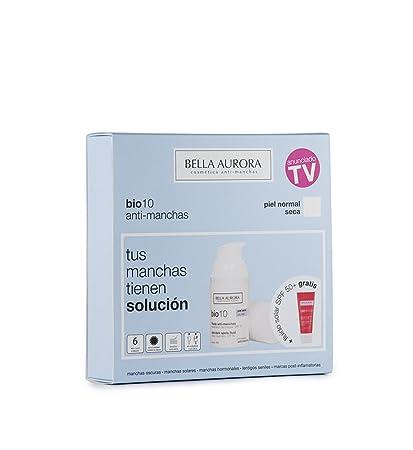 Bella Aurora Bio10 y Solar para Piel Normal-Seca - 1 Pack