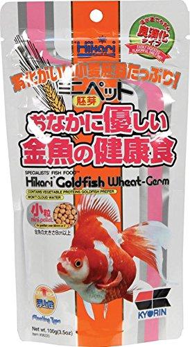 Hikari Usa Inc AHK06220 Wheat Germ 3.5-Ounce ()