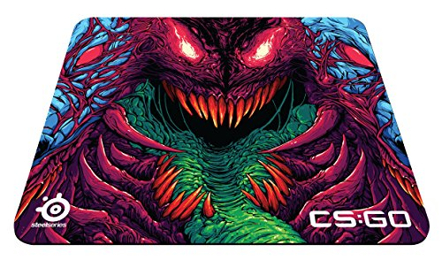 3b72a2079ca Steelseries QcK+ CS:GO Hyper Beast Edition Gaming Mouse Pad - Buy ...