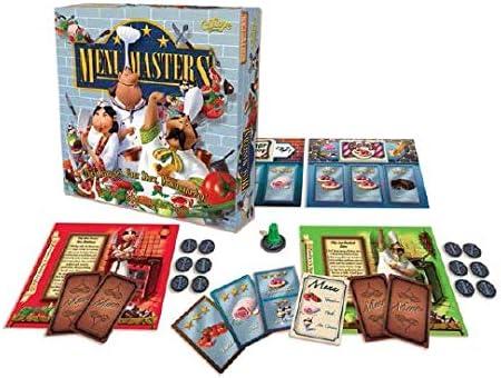 Menú Masters Card Game: Amazon.es: Juguetes y juegos