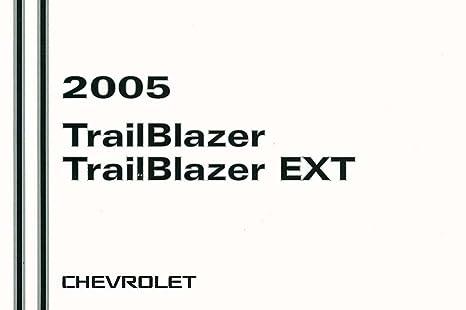 amazon com bishko automotive literature 2005 chevrolet trailblazer rh amazon com 2005 chevy trailblazer service manual 2005 chevrolet trailblazer service manual