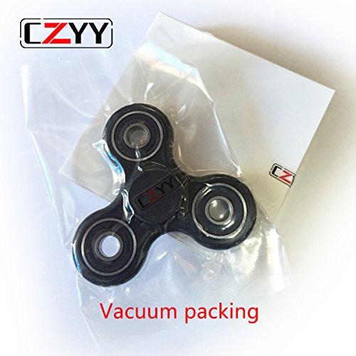 czyy-black-tri-spinner-fidget-edc-adhd-focus-toy-non-3d-printed-ultra-durable-high-speed-si3n4-hybri