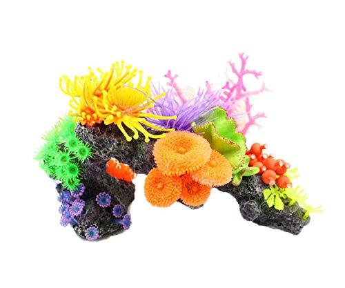 Vitality SH502XL Faux Coral Aquarium Decorating Ornament by Vitality