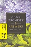 img - for God's Promises & Answers by Nelson Word Publishing Group (1999-09-03) book / textbook / text book