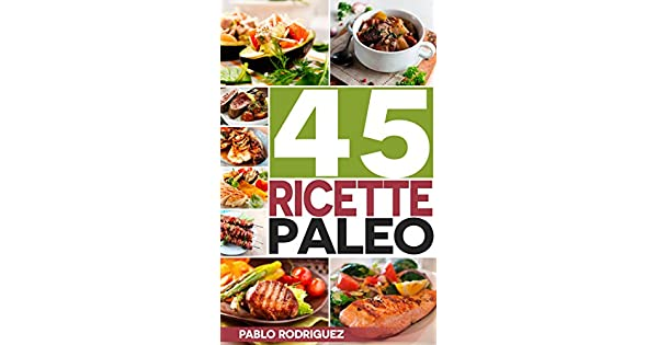 ricette dessert dieta paleolitica