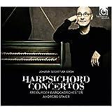 Bach, J.S.: Harpsichord Concer
