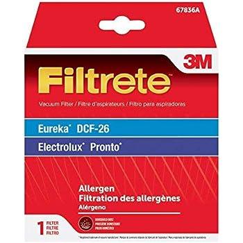 WindTunnel Air High Efficiency Allergen Vacuum Filter 3M Filtrete Eureka//Hoover//Electrolux HF-16