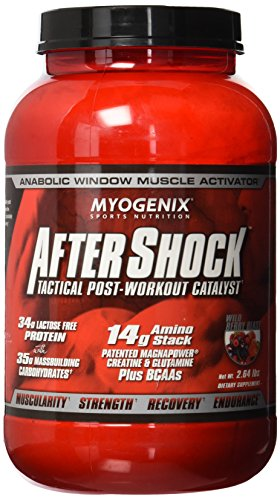 Myogenix After Shock Wild Berry Blast 2.64 lbs.