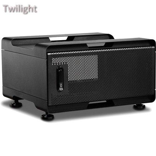 Rackmount Video - iStarUSA WS-450B Audio/Video Rackmount Cabinet (500mm Depth, Black)