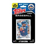 MLB New York Mets 2014 Team Set Trading Card