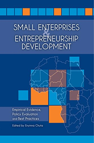 Small Enterprises and Entrepreneurship Development: Empirical Evidence, Policy Evaluation and Best Practices (English Edition)