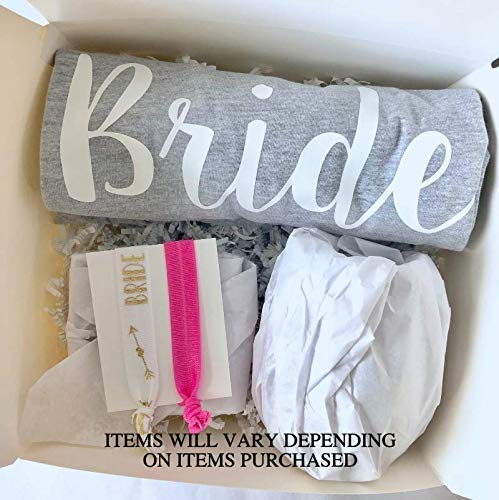Bride Tshirt This Is My Wedding Planning Wine Glass Engagement Gift Box Personalized Ring Dish Hair Ties Wedding Gift for Best Friend