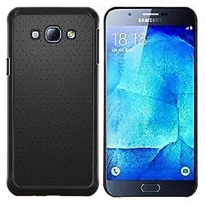 LECELL--Funda protectora / Cubierta / Piel For Samsung Galaxy A8 A8000 -- Simple patrón de 21 --