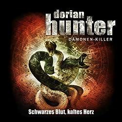 Schwarzes Blut, kaltes Herz (Dorian Hunter)