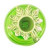 Bottletop Ceramic Filter. Pack of 2 Green Leaf