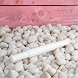 Rusticity Marble Rolling Pin   Handmade   (12 in)