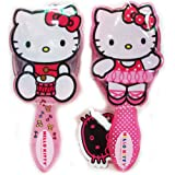 Hello Kitty Brush (Ballerina Or Drumer)