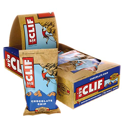 Clif Bar Chocolate Chip Crunch