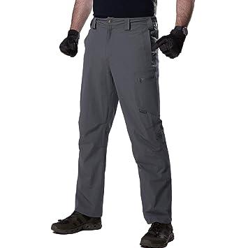 Amazon.com: Free Soldier pantalones convertibles para hombre ...