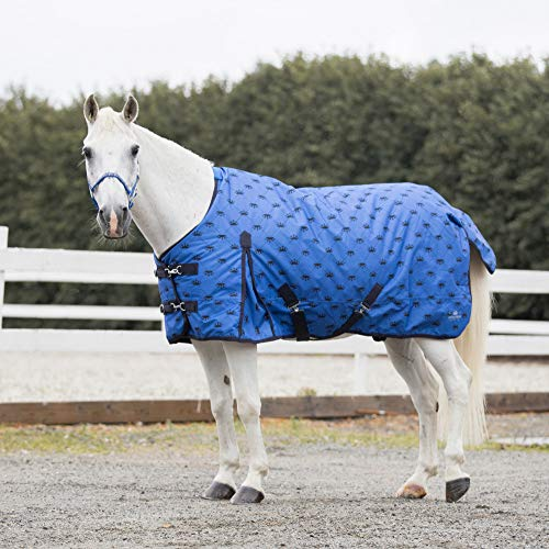 (Horze Pony Winter Rain Blanket 200g (63) )
