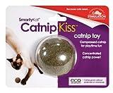 SmartyKat CatnipKiss Compressed Catnip Toy, My Pet Supplies