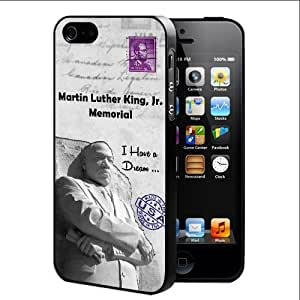 Martin Luther King, Jr. Memorial Postcard iPhone 4 4s Hard Snap on Plastic Cell Phone Cover