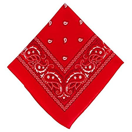 Party Accessory Red 255561 Amscan Bandana