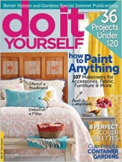 Do it yourself magazine spring 2014 better homes and gardens do it yourself magazine spring 2014 better homes and gardens special interest publication 7244014083700 amazon books solutioingenieria Gallery
