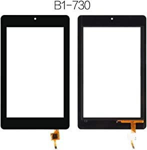 "Screen Replacement kit 7"" Touch Screen Fit for Acer Iconia One 7 B1-730 B1-730HD B1 730 730HD Digitizer Sensor Glass Panel Tablet PC Replacement Repair kit Replacement Screen (Color : B1 730)"