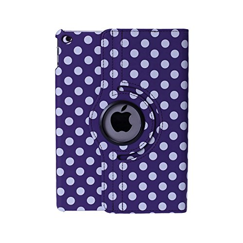 inShang Apple iPad Air 2 Case 360 degree Rotating iPad air2