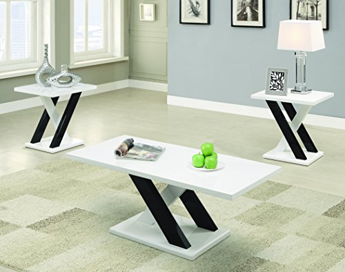 Coaster Home Furnishings 3-piece Occasional Table