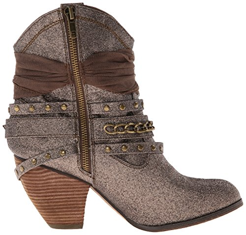 Women's Rated Glitzy Trio Not Harness Taupe Y8UxOOR