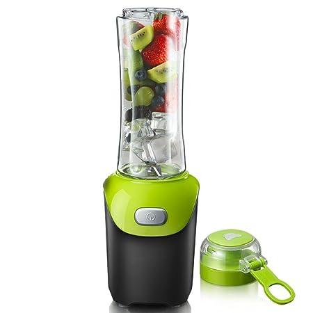 LJHA Juicer Home portátil automático de Fruta Jugo Tazas 600ML ...