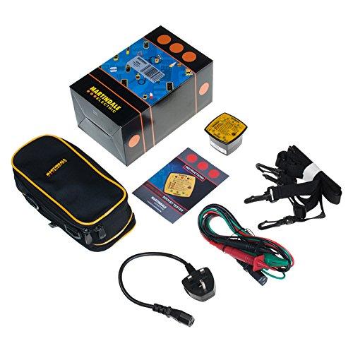 Martindale EZ650 Socket Tester Kit with Earth Loop Test