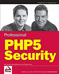 Professional Php5 Security