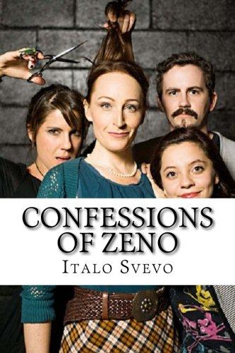 Book: Confessions of Zeno by Italo Svevo & Marciano Guerrero