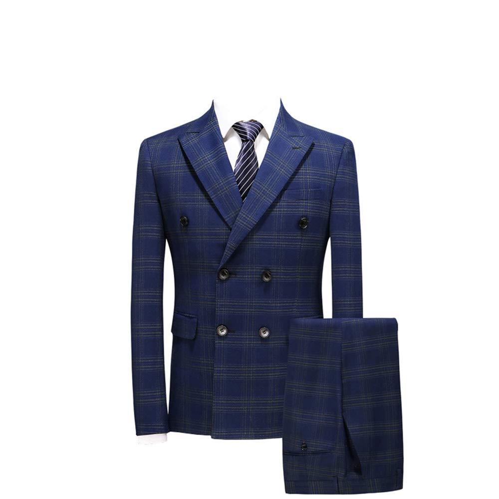 Mens 3 Piece Stylish Dinner Jacket Prom Tuxedo