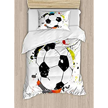Cottonight Girls Pink Duvet Cover Queen Cotton Animal Bedding Sets Alpaca Comforter Covers Soft 3 Piece Set 1 Duvet Cover and 2 Pillow Shams Reversible Cartoon Cactus Pattern Gifts For Daughter Friend