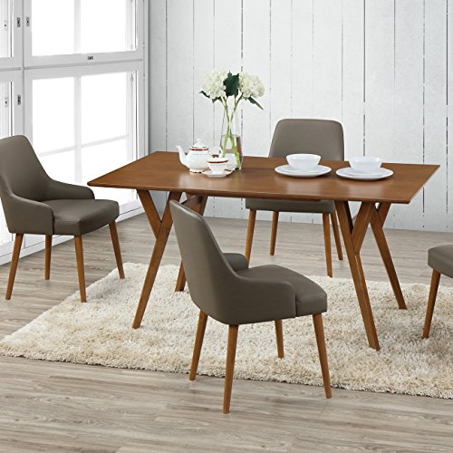 Modern Dinning Room Table (Expandable Round Dining Table For Sale)