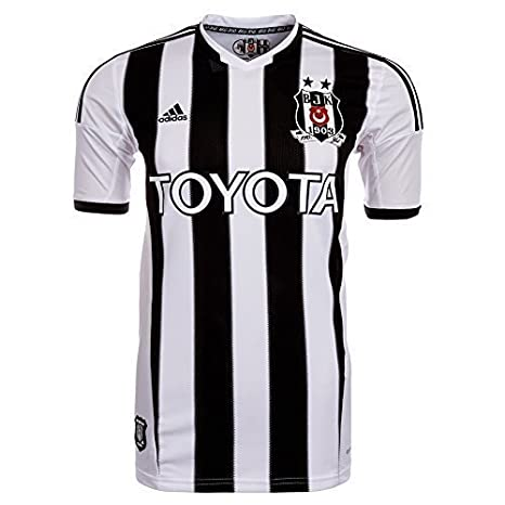 2014-2015 Besiktas Adidas Third Football Shirt: Amazon.es: Zapatos y complementos