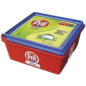 Pril Dish Wash Bar – 500 g with Free Dura Scrub