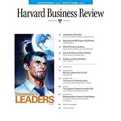 Harvard Business Review, May 2008