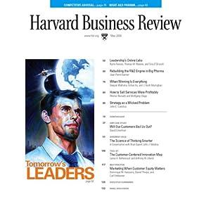 Harvard Business Review, May 2008 Periodical